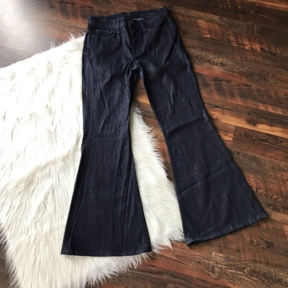 7 For All Mankind Denim - 7 for All Mankind Lexie Petites Bellbottom Jeans